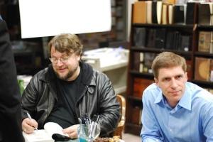 Chuck Hogan y Guillermo del Toro
