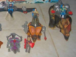 Dino Riders Coleccion De 13 Dinos Completos (2)
