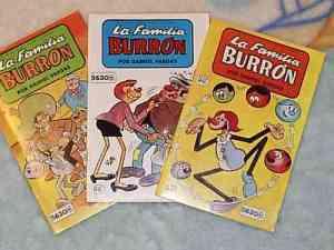 La Familia Burron - Colección Completa - $75000