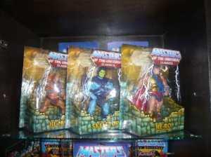 Super Coleccion He Man Classics 10 Figuras - $10000