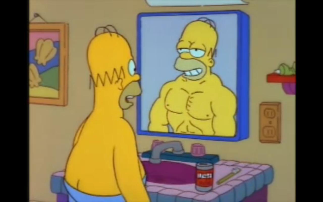 Bart y hugo tienen sexo con Marge y Lisa -